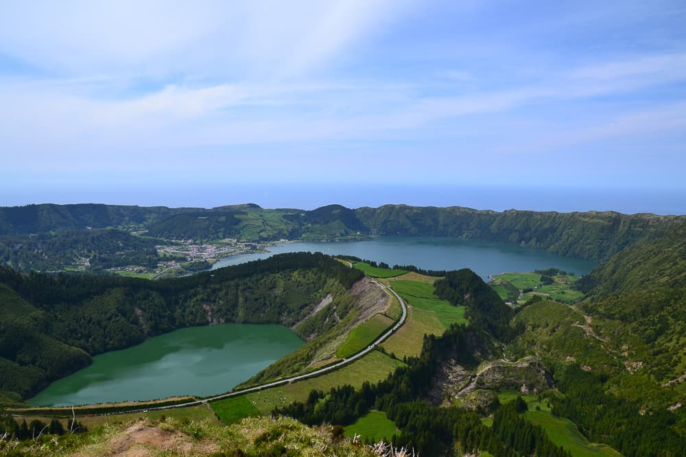 Azores Portugal Best adventure travel destinations Europe