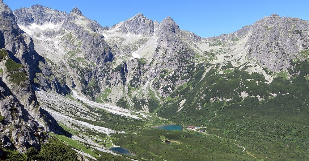High Tatras Slovakia Best adventure travel destinations europe