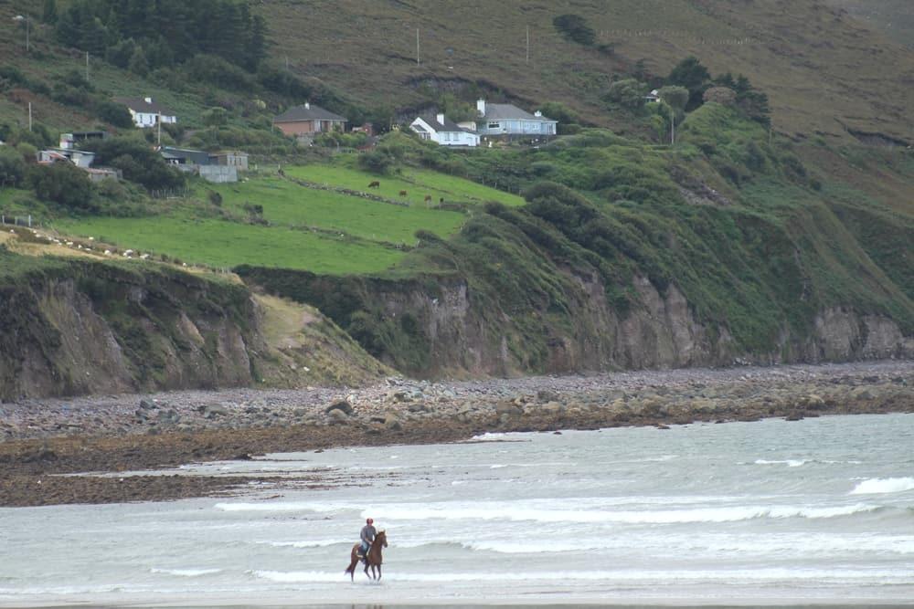 Ireland Best adventure travel destinations Europe