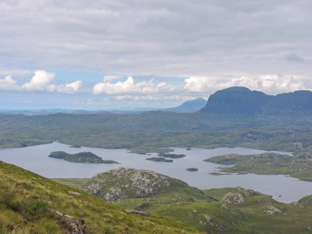 Stac Polliadh Scotland Best Adventure travel destinations Europe