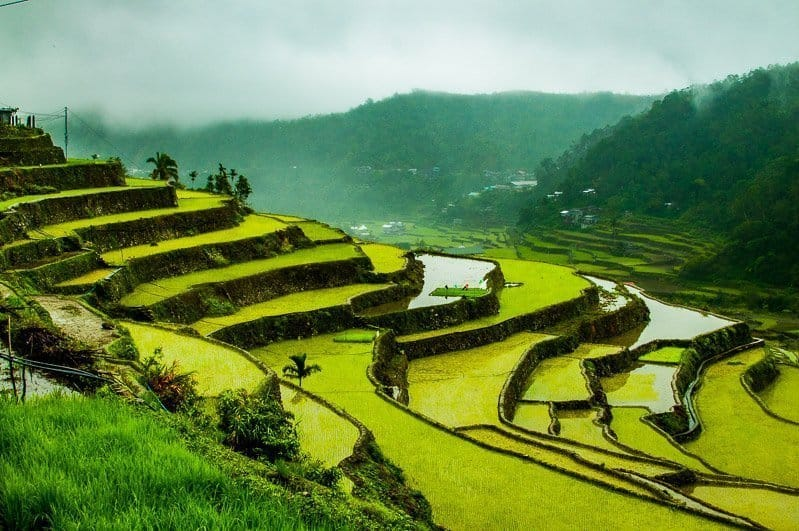 Best Adventure Travel Destinations in Asia Banaue, Philippines