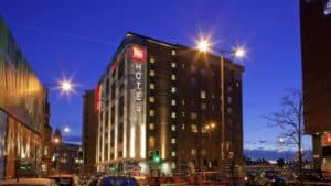 Where to stay in Belfast Ibis Belfast
