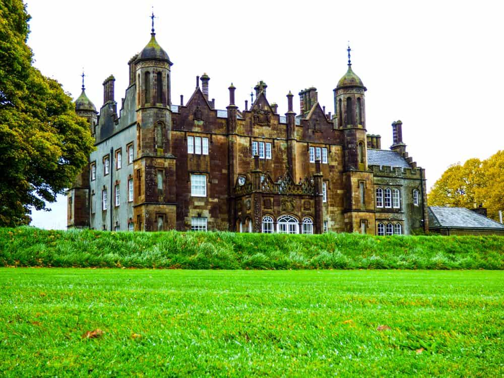 Glenarm Castle Northern Ireland