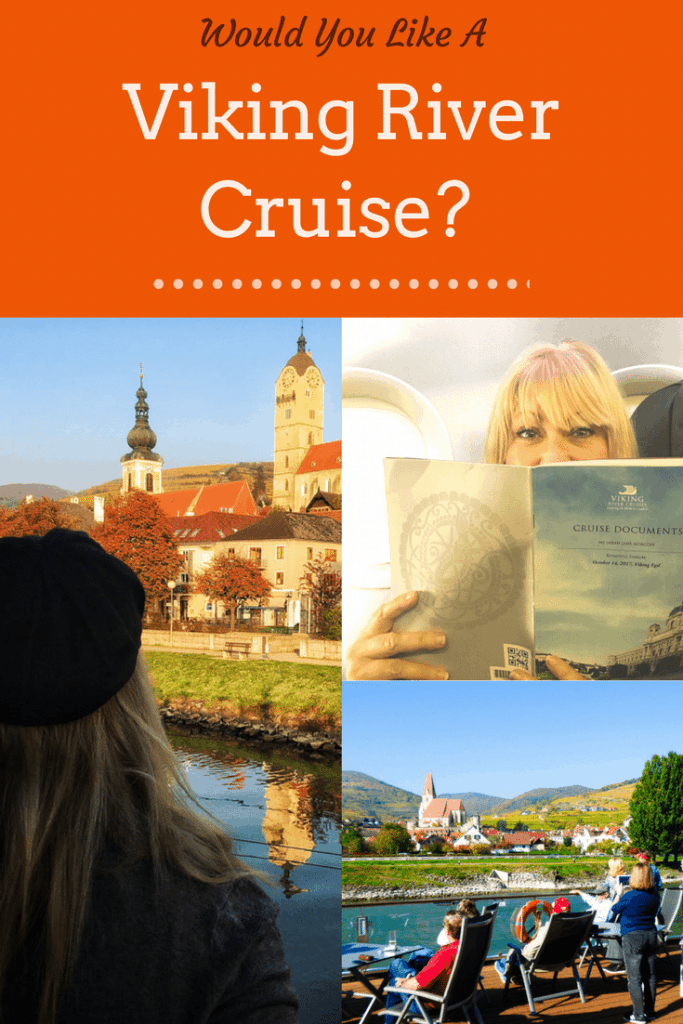 Would You Like a Viking River Cruise