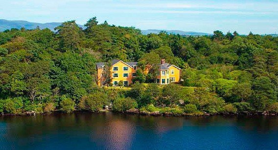 Carrig Country House View from Lake