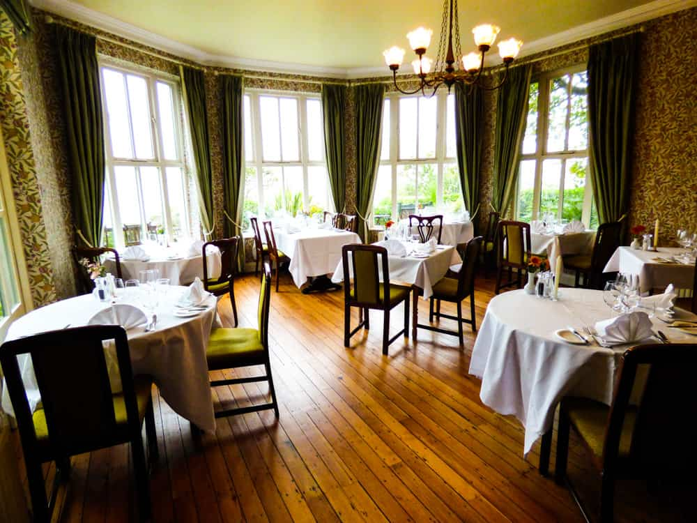 Carrig Country House dining room