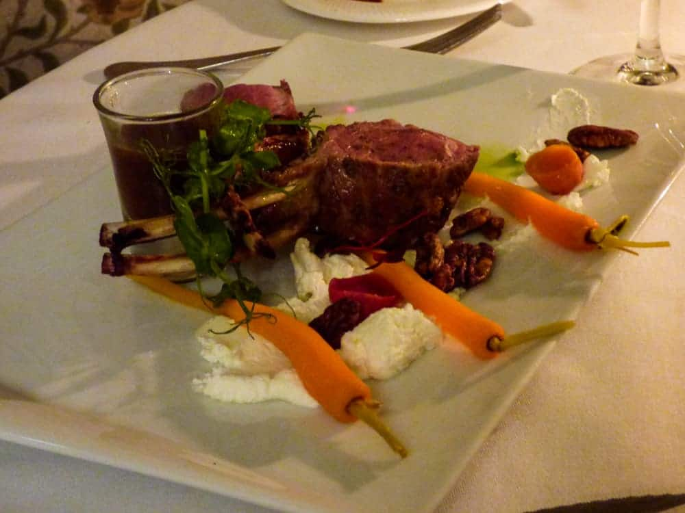Carrig Country House lamb