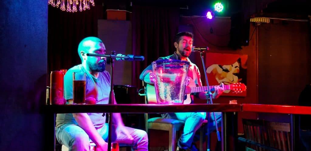 Puerto Vallarta Incanto lounge and cabaret