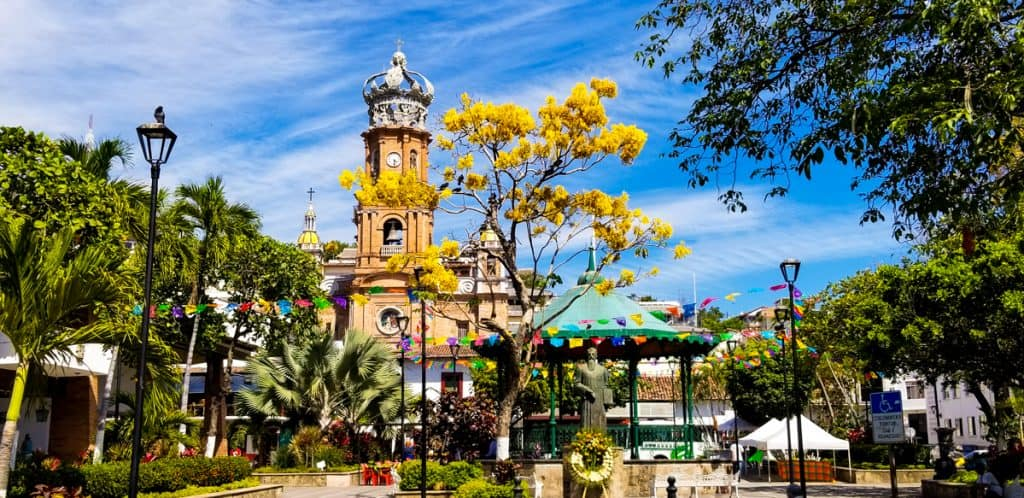 Puerto Vallarta: Our Lady of Guadalupe