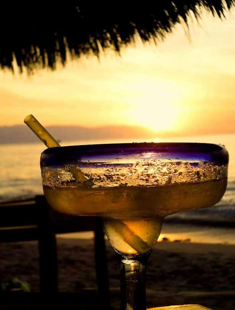 Things to do in Puerto Vallarta: Sunset Marg
