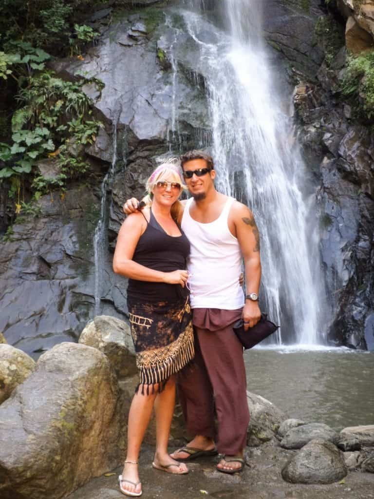 Things to do in Puerto Vallarta: Quimixto Waterfall