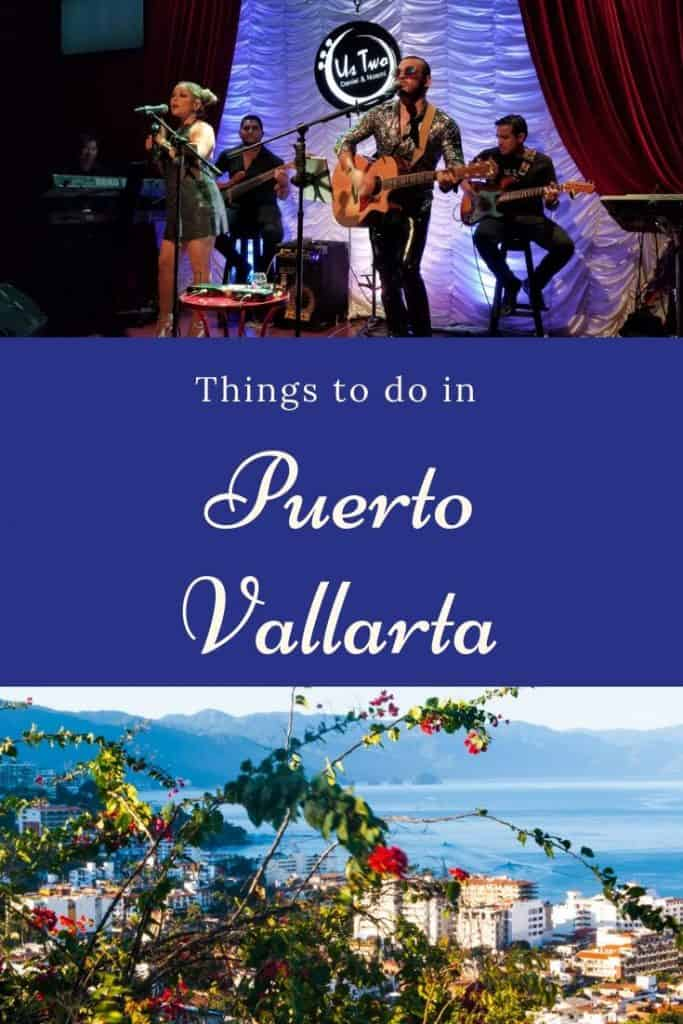 Unique things to do in Puerto Vallarta Pin