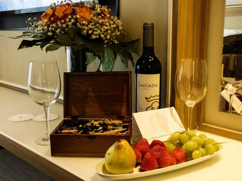 Gift from Viking Douro River Cruise