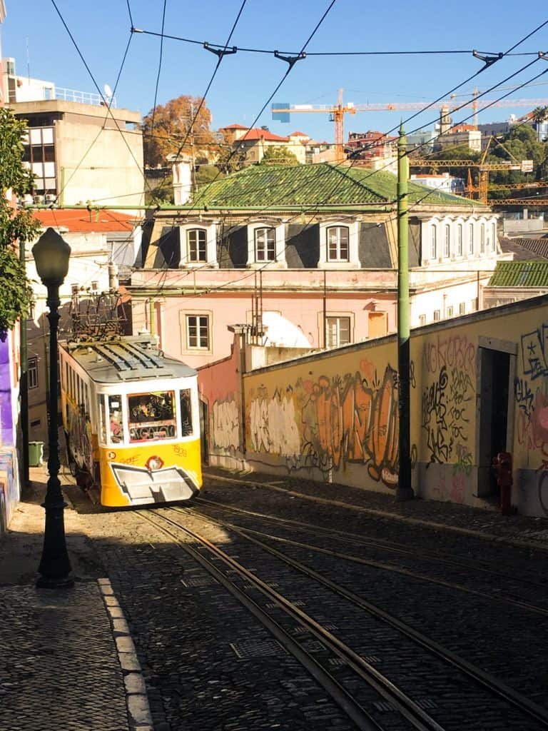 Lisbon Portugal on a Viking Douro River Cruise
