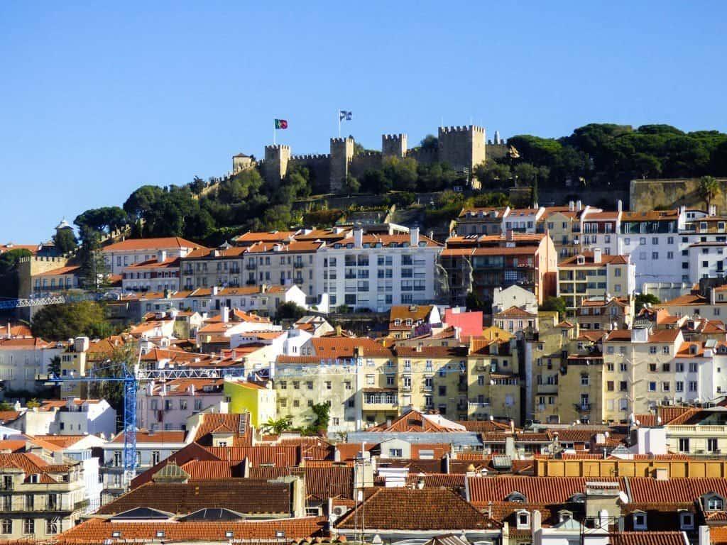 Lisbon on a Viking Douro River Cruise