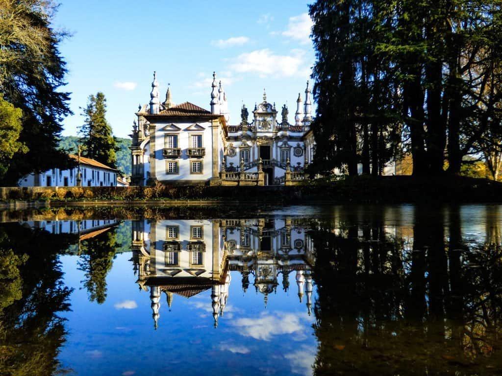 Mateus Palace Portugal