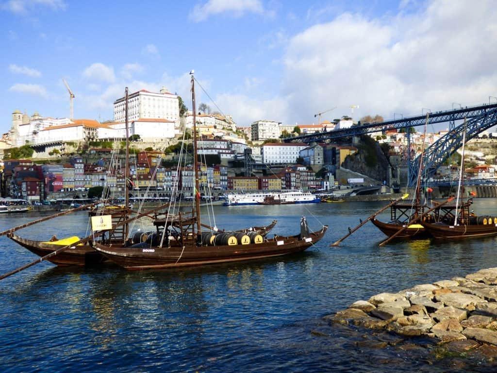 Porto Portugal Viking Douro River Cruise