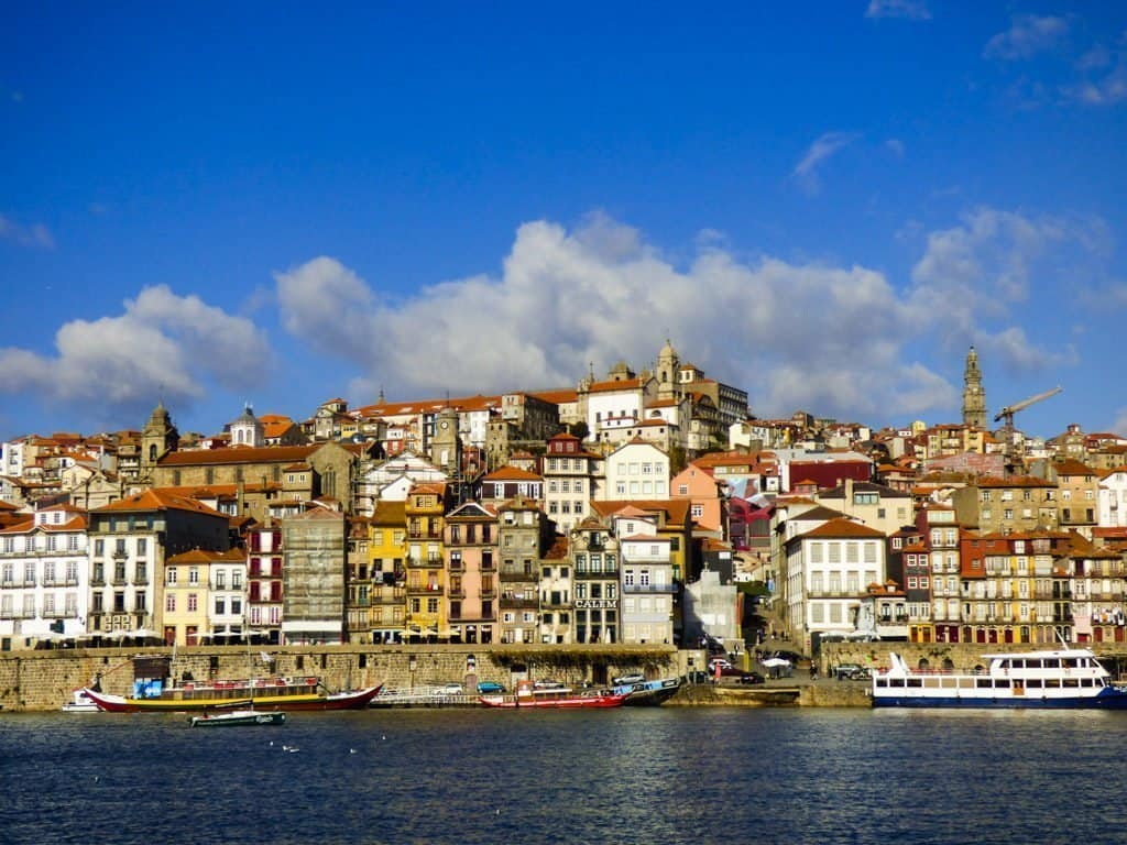 Porto Portugal on a Douro River Cruise