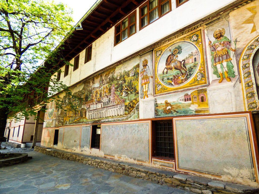 Bachkova Monastery Bulgaria