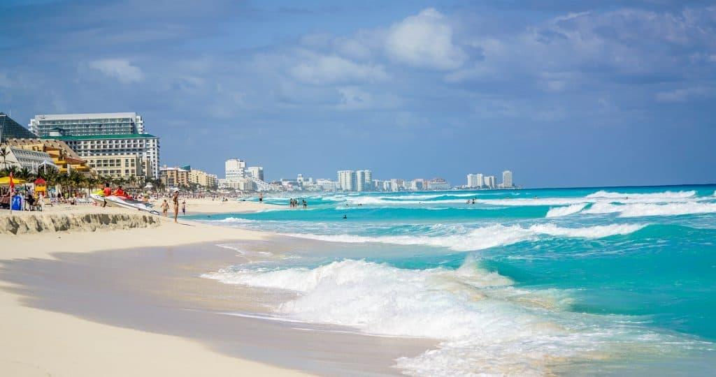 Playas Tortugas Beach Cancun