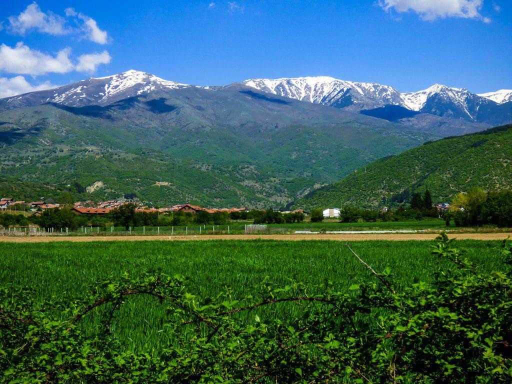 Rose Valley Bulgaria