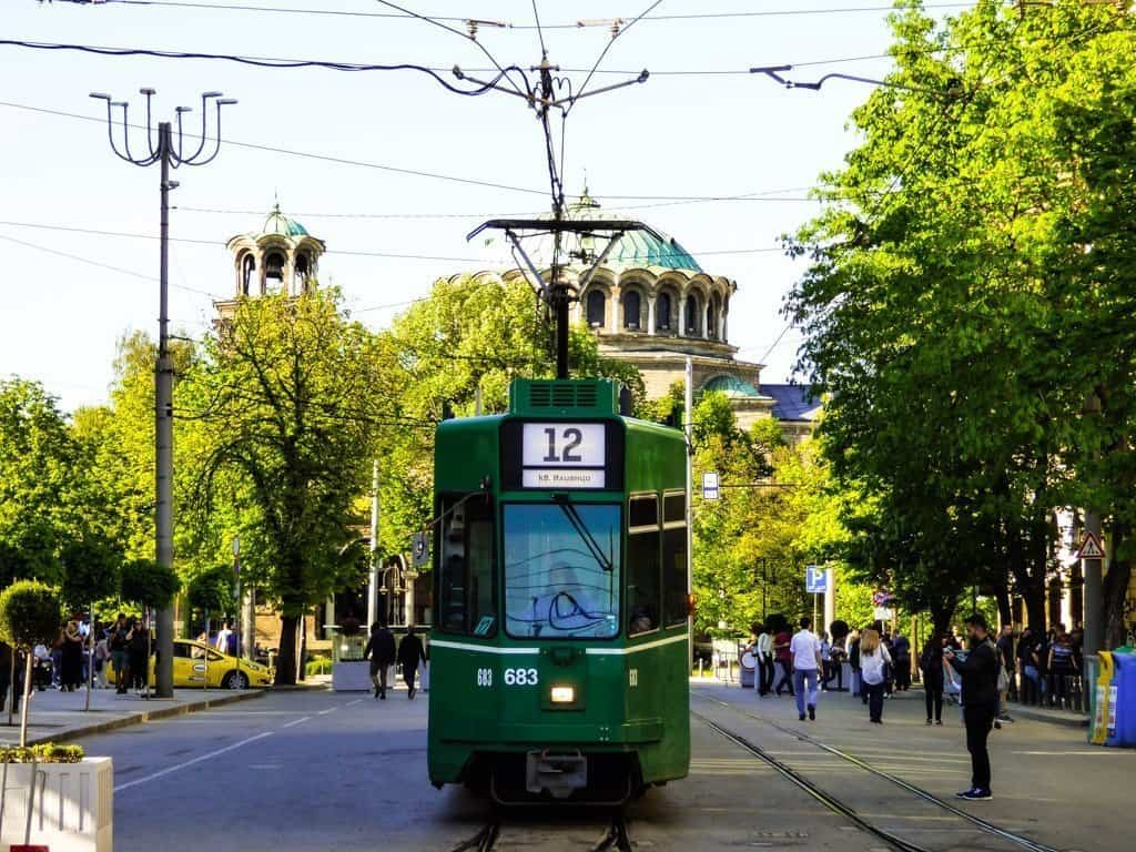 A Tour of Two Bulgarian Cities