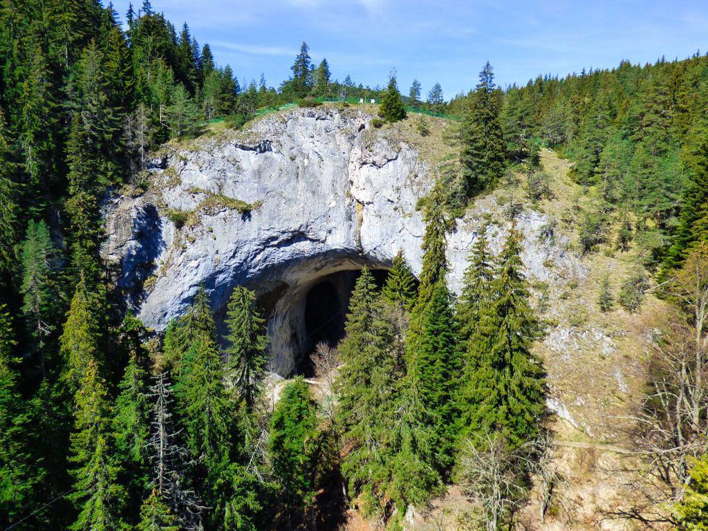 Natural roman bridges in Bulgaria