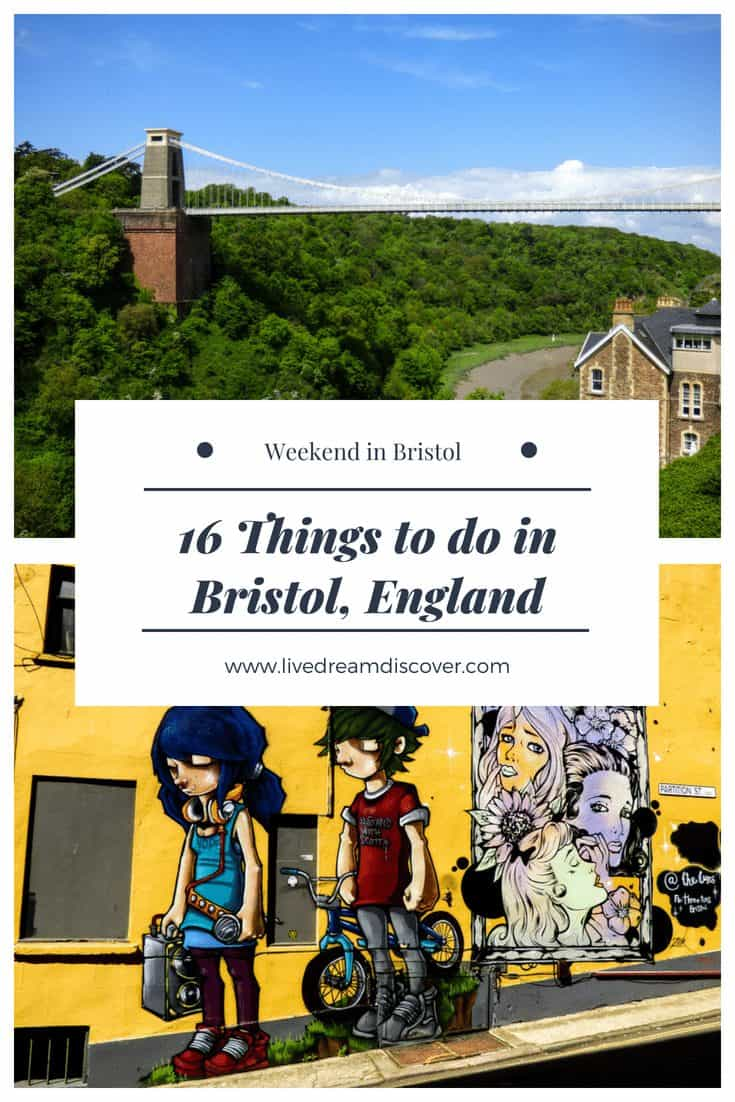 16 Things to do in Bristol, England