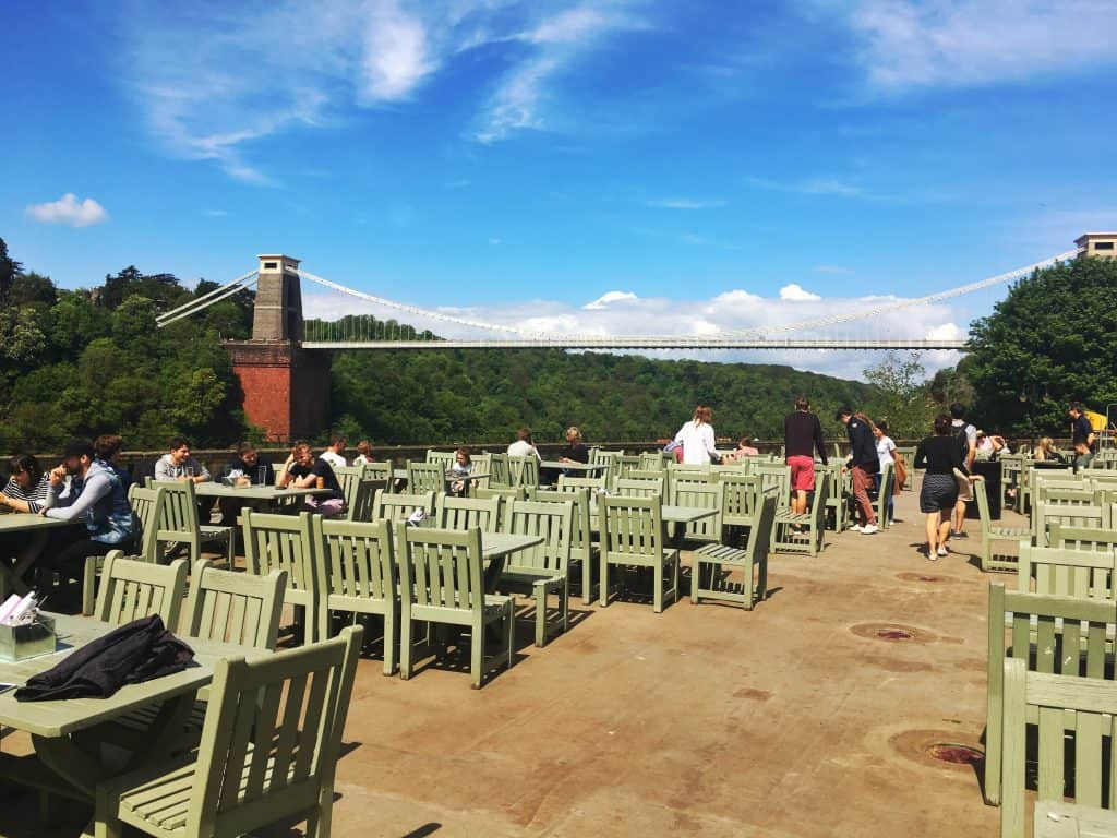 Weekend in Bristol: Avon Gorge Hotel
