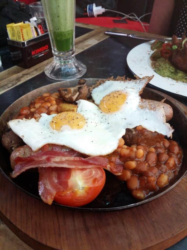 Bristol breakfast