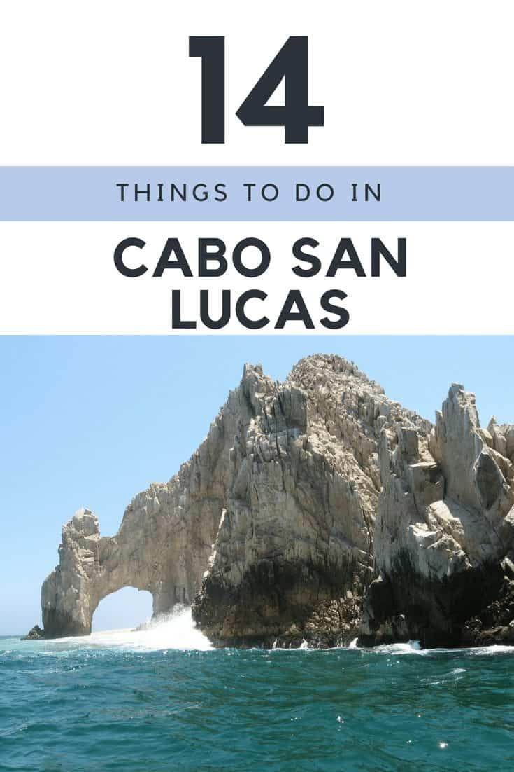 Things to do in Cabo San Lucas