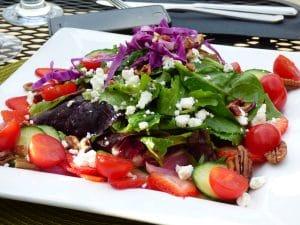 Harrison Morgan's Bistro salad