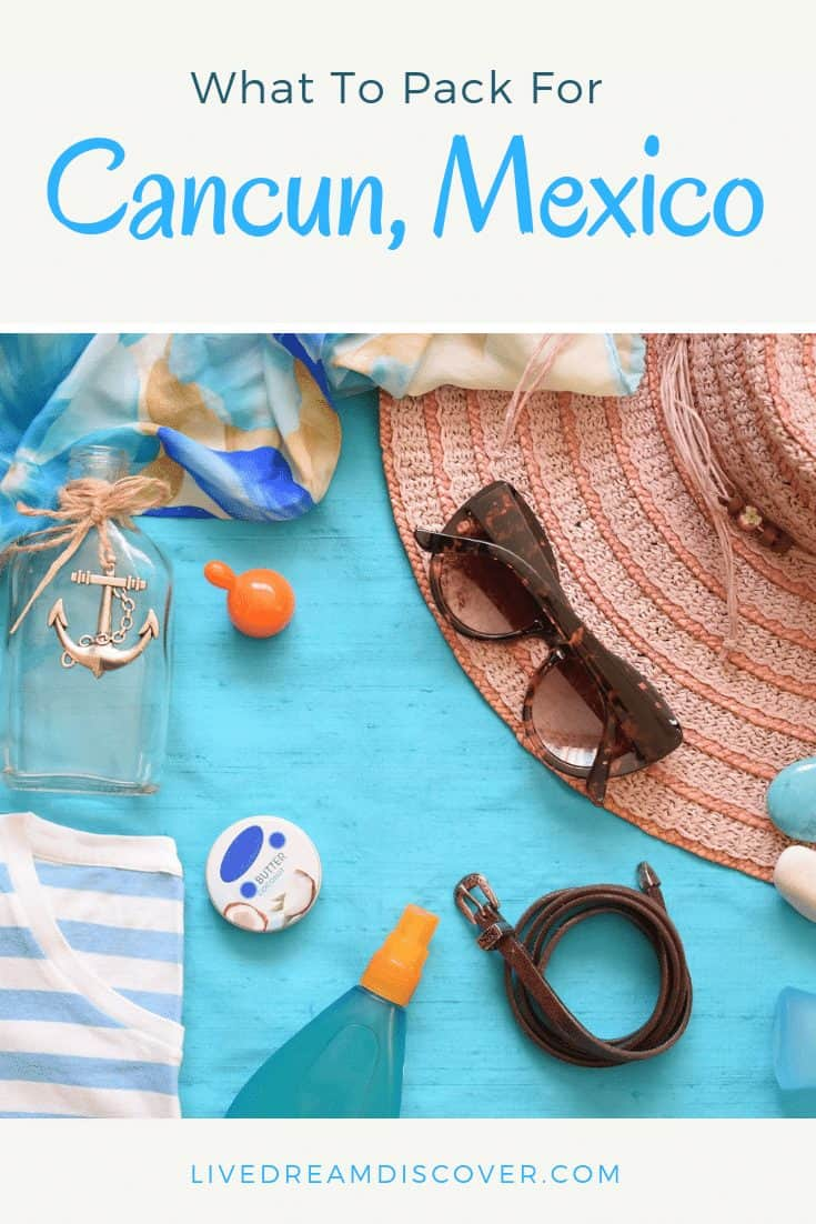 Packing List for Cancun Mexico