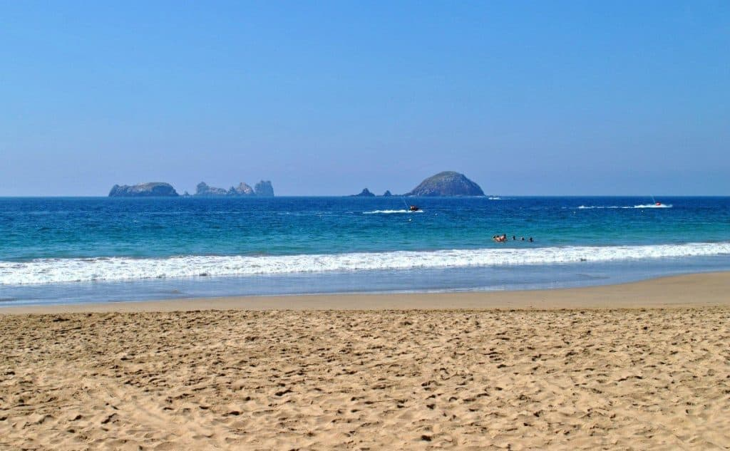 Mexico destinations: Ixtapa