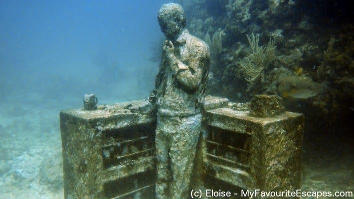 MUSA Cancun Underwater Museum