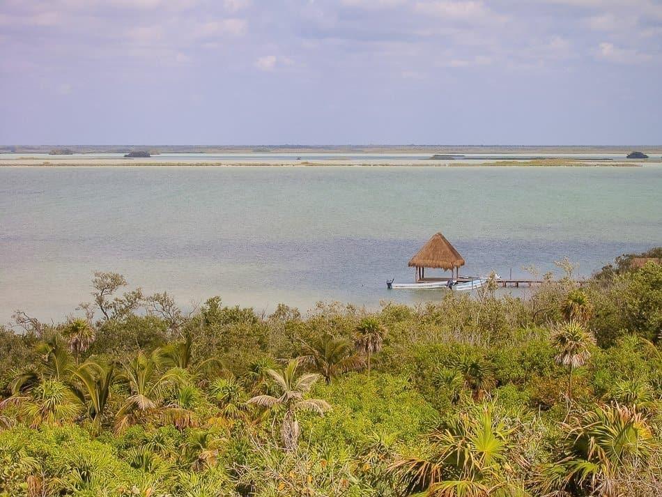 Sian Ka'an Biosphere Mexico