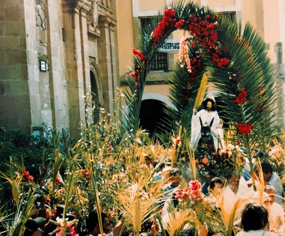 Things to see in Mexico: Semana Santo in Taxco Mexico