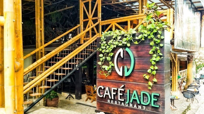 Cafe Jade Palenque town