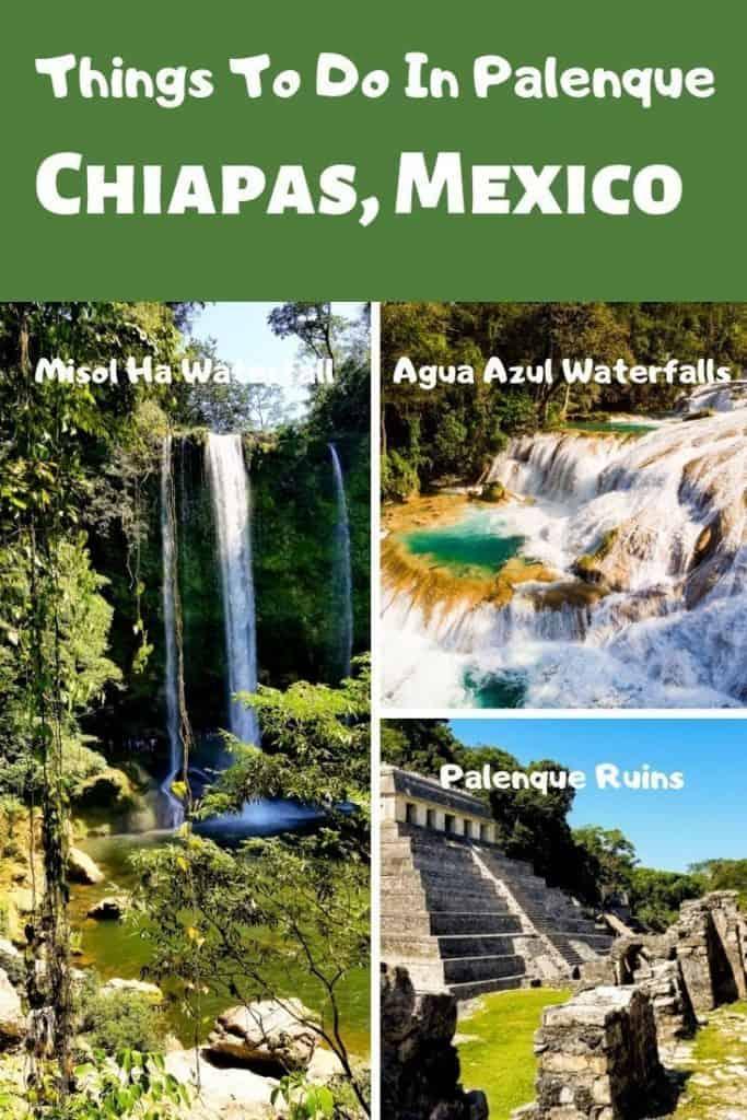 Palenque Ruins & Agua Azul Waterfalls