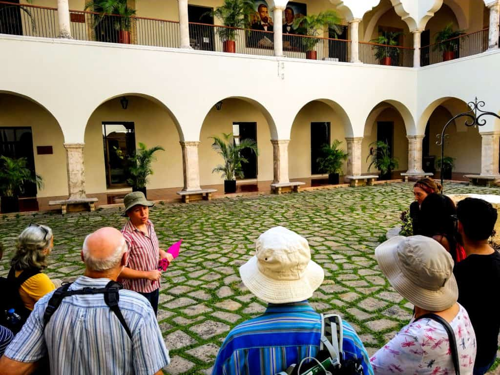 Things to do in Merida: free walking tour