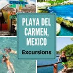 Excursions and day trips from Playa del Carmen, Mexico