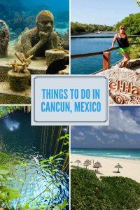 Things to do in Cancun, Mexico