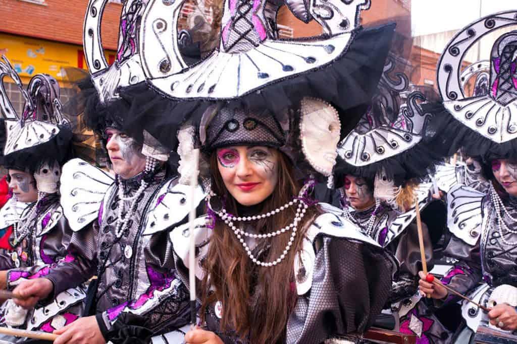 Extremadura Spain: Carnival of Badajoz