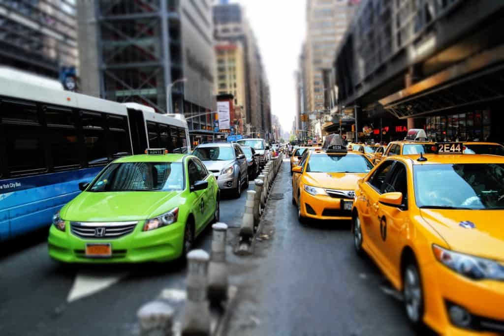 Tips for driving in New York