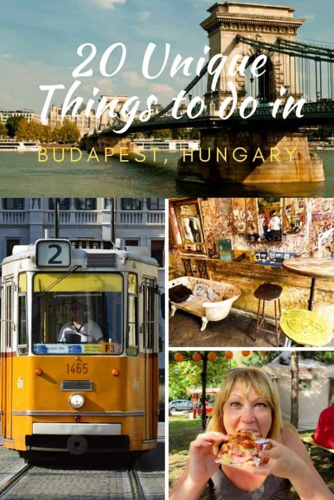 Unusual Things to do in Budapest