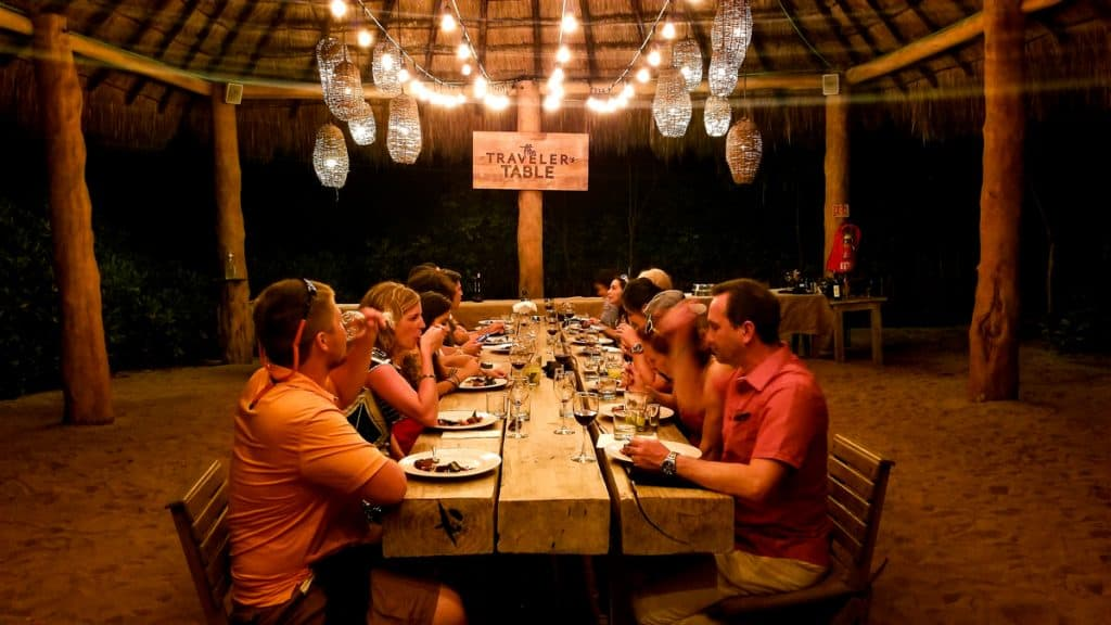 Traveler's Table Yucatan food experience