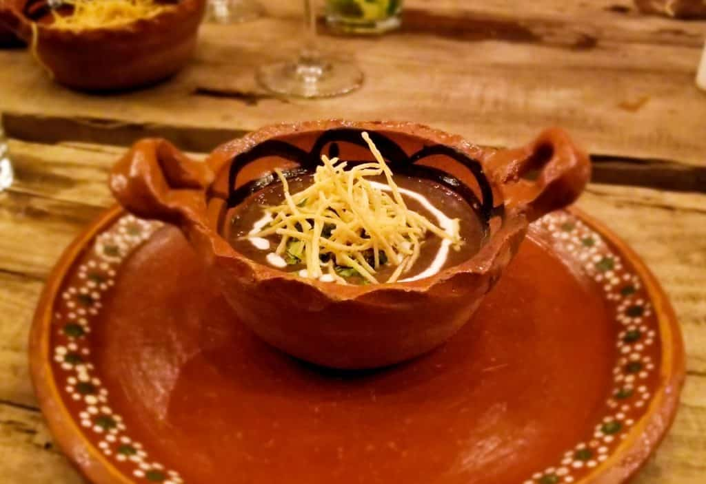 Traveler's Table Yucatan food experience stone soup