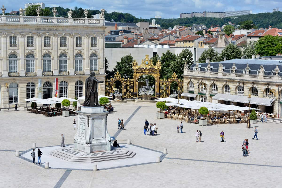 Things to do in Nancy, France: A City of Art & Beauty -