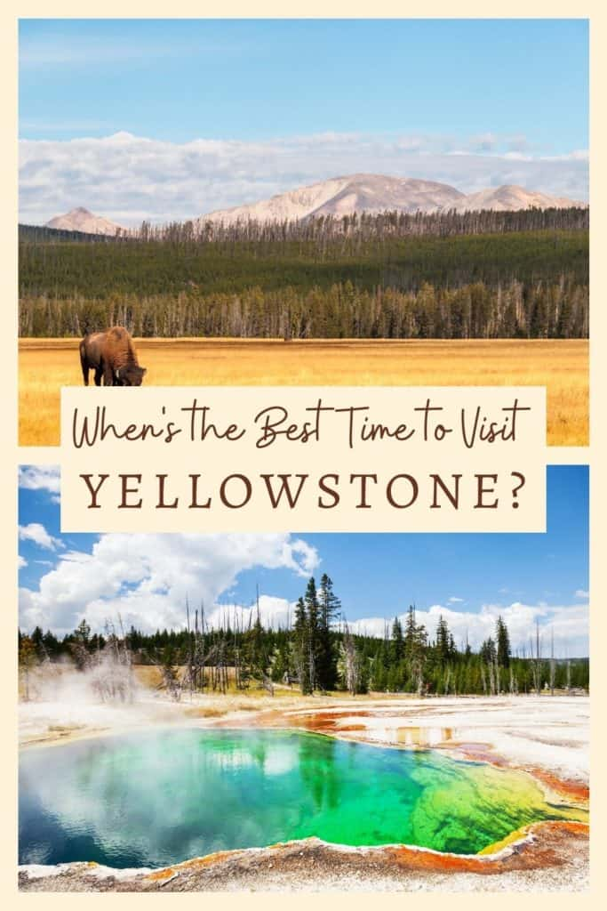 Images of Yellowstone National Park
