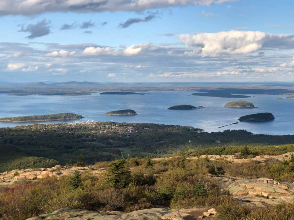 Acadia National Park USA